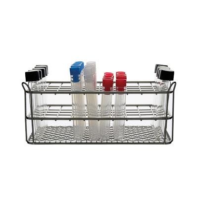 Tubos de vidrio y plástico