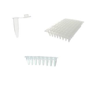 Microtubos de centrífuga, PCR y accesorios